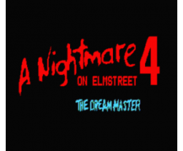 Nightmare 4 - Picturedemo (MSX2, The Unicorn Corporation)