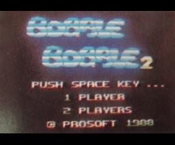 Bobble Bobble 2 (1988, MSX, Prosoft)