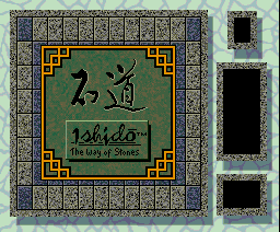 Ishido - The Way Of Stones (1990, MSX2, ASCII Corporation)