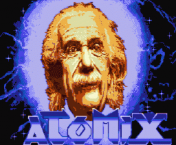 Atomix (2003, MSX2, Thalion Software)