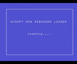Devpac (1985, MSX, Hisoft)