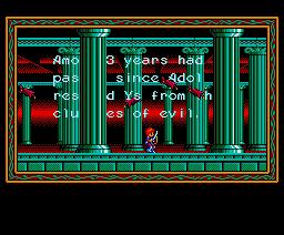 Ys: Wanderers from Ys (1989, MSX2, MSX2+, Falcom)