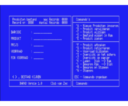 Barad (MSX2, Club van Zes)