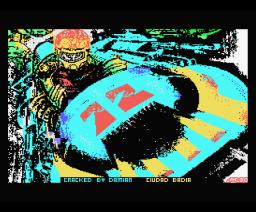 Ice Breaker (1990, MSX, Topo Soft)