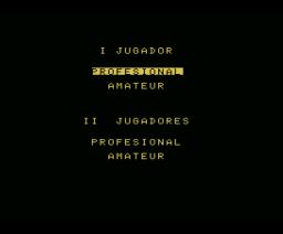 Pelota Vasca (1986, MSX, Manhattan Transfer)