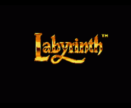 Labyrinth (1987, MSX2, Pack-In-Video)