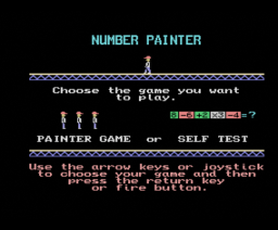 Number Painter (MSX, ASK)