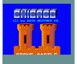 Chicago (1987, MSX2, Data Beutner)