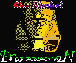Profanation MSX2 (2006, MSX2, ICON Games)