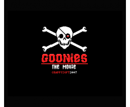 Goonies : The Movie (2007, MSX, Crappysoft)