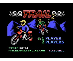 Trail 2 (2012, MSX, Kotai)