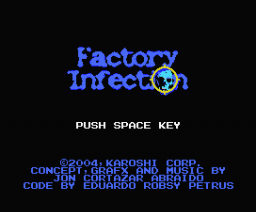 Factory Infection (2004, MSX, Karoshi)