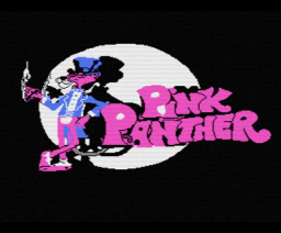 Pink Panther (1988, MSX, Magic Bytes)