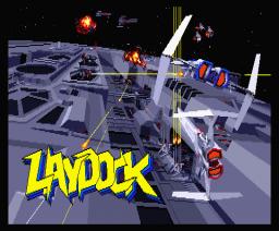 Laydock (1986, MSX2, T&ESOFT)