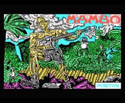 Mambo (1989, MSX, Positive)