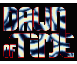 Dawn of time (1993, MSX2, Station Group)