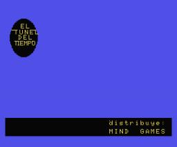 El Tunel del Tiempo (1986, MSX, Mind Games España)
