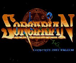 Sorcerian (1991, MSX2, MSX2+, Turbo-R, Falcom)