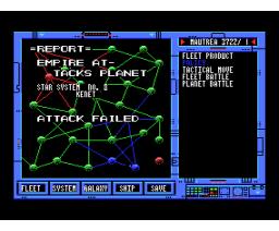 Daiva Story 4 - Asura's Bloodfeud (1987, MSX, T&ESOFT)