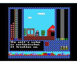 Romancia - Dragon Slayer Jr. (1986, MSX2, Falcom)